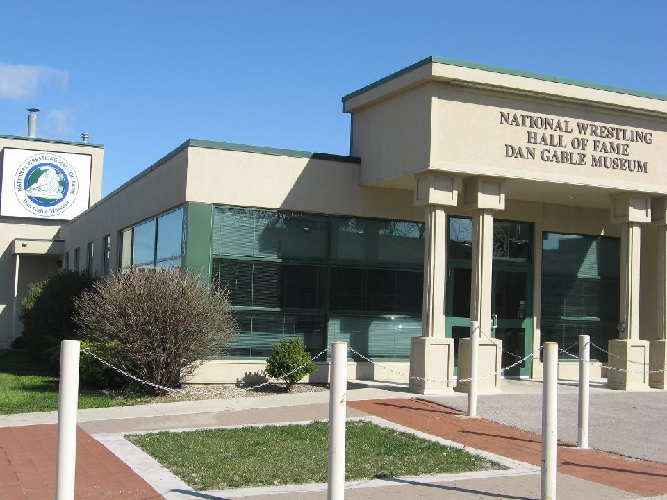 National Wrestling Hall of Fame Dan Gable Museum